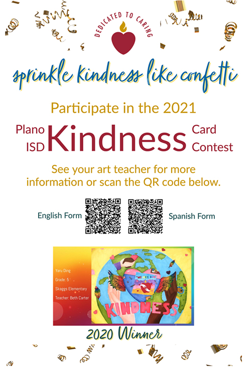 Printable Flyer and QR code